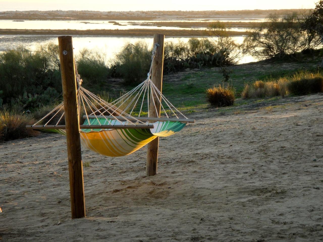 Le hamac : un excellent moyen de détente