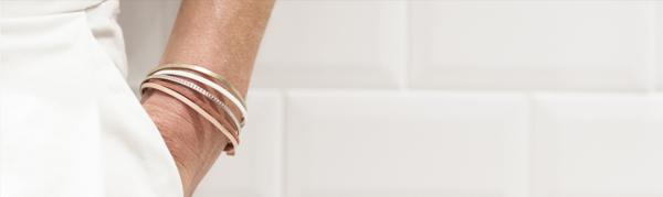 Bracelet cuir mode