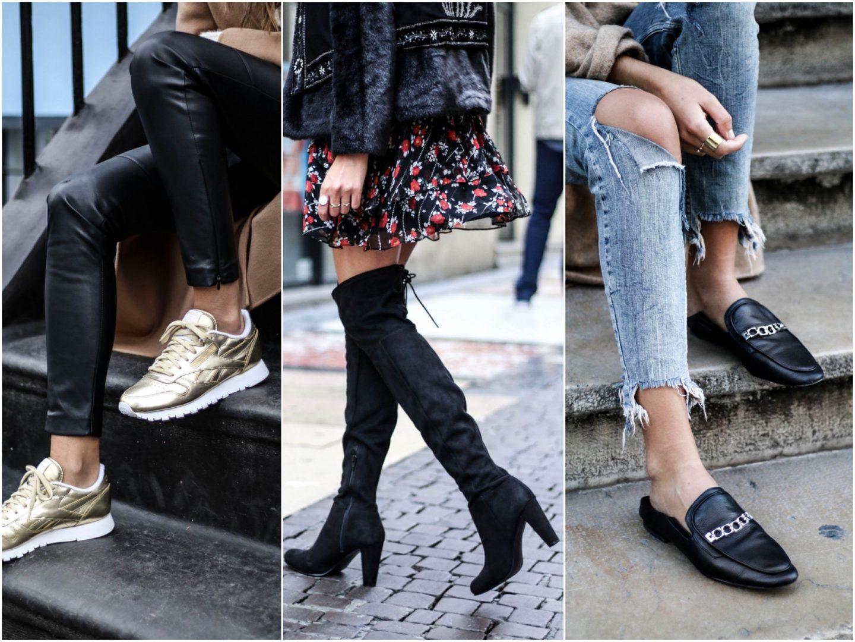 Quelles chaussures adopter cet automne ?