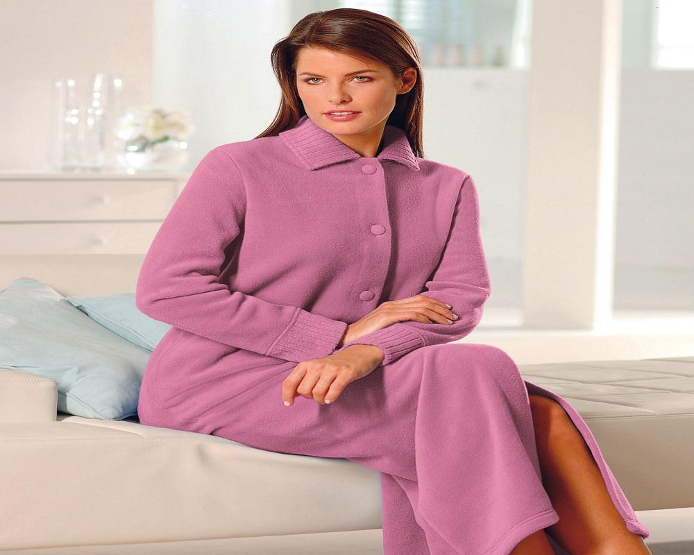 Quelle robe de chambre pour rester au chaud durant l'hiver ?