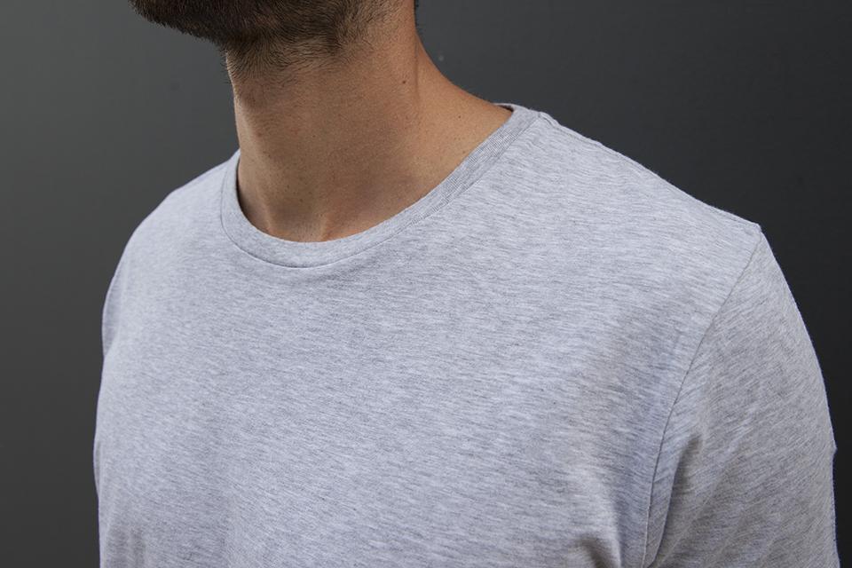 Le t shirt en hiver n'est pas une si mauvaise idée