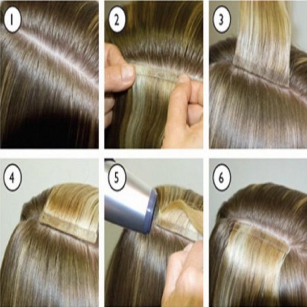 Extension de cheveux naturels : oser les extravagances capillaires