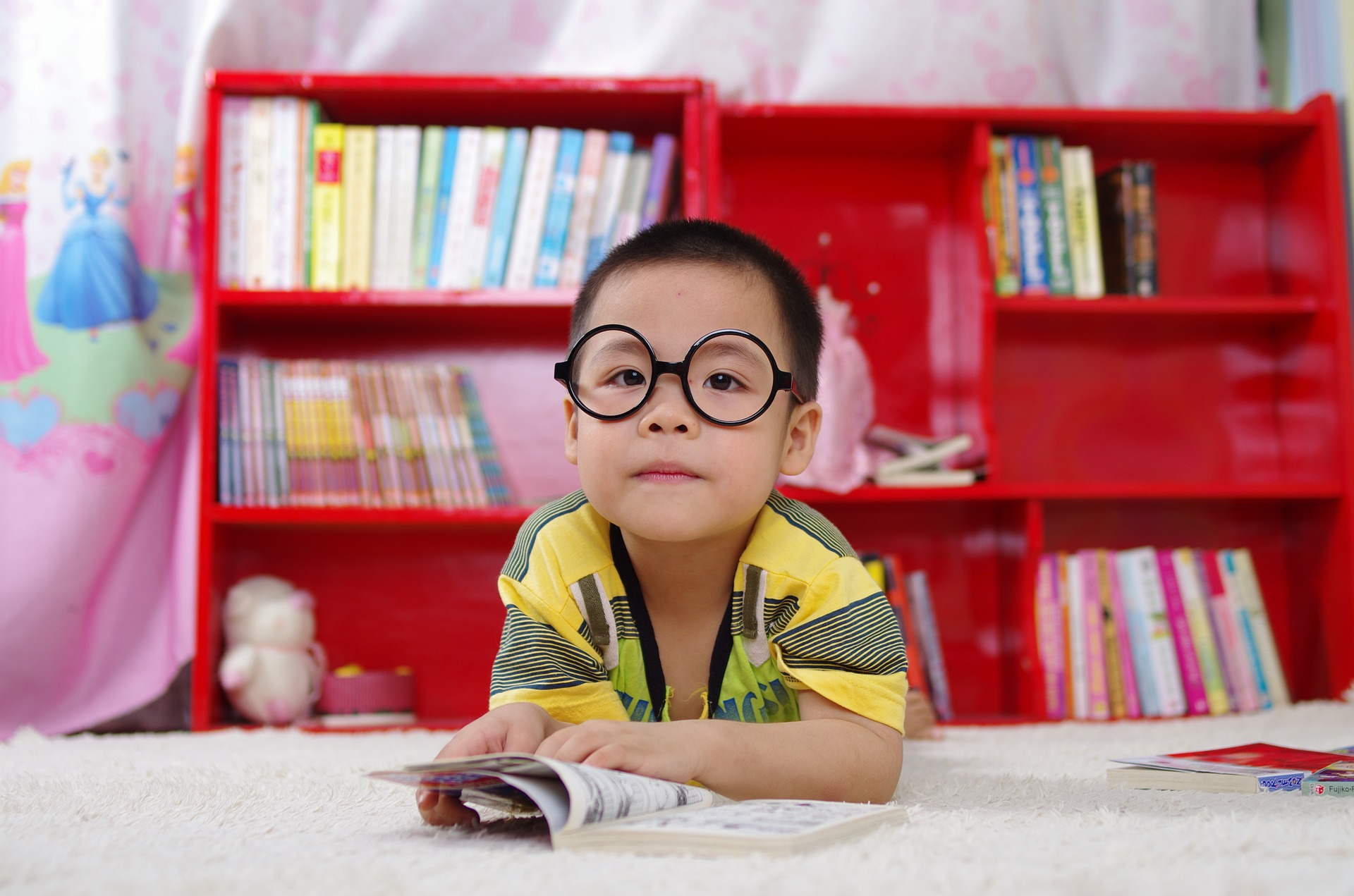 Choisir les lunettes de mon enfant