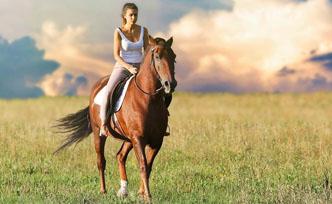 La bonne tenue pour monter à cheval la première fois