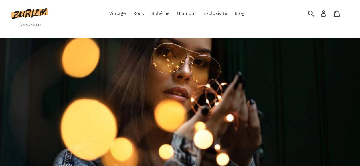 Trouver la paire de lunettes de soleil qui correspond à votre style