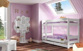 Tout savoir sur le lit superposé pour enfants