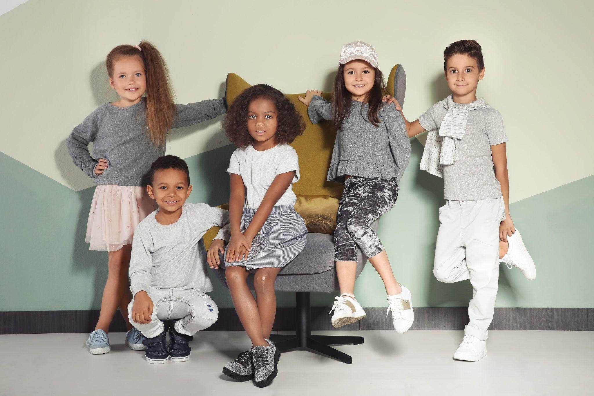 Mode enfant : Quelles sont les couleurs tendances ?
