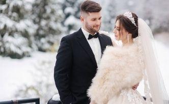 Mariage en hiver : comment bien s'organiser ?