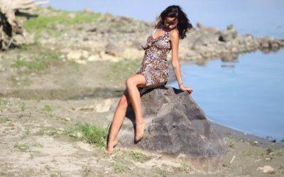 Comment porter une robe léopard ?