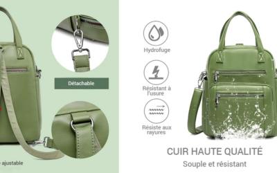 Bien choisir son sac à main convertible sac à dos
