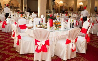 3 astuces pour bien décorer une salle de réception pour un mariage